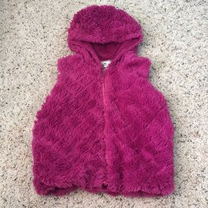 Other - Girls Faux Fur Vest